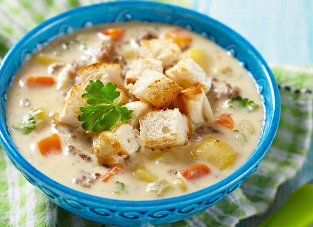 Trzy sposoby na: zupę jarzynową.